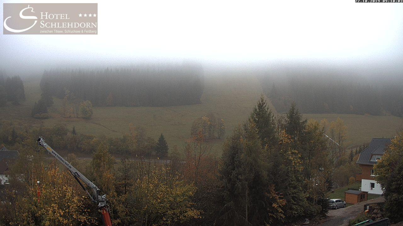 Altglashütten - Schwarzenbachlift Pistenansicht